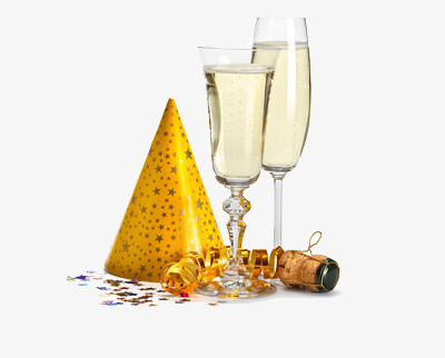 Birthday Wine PNG - 165870