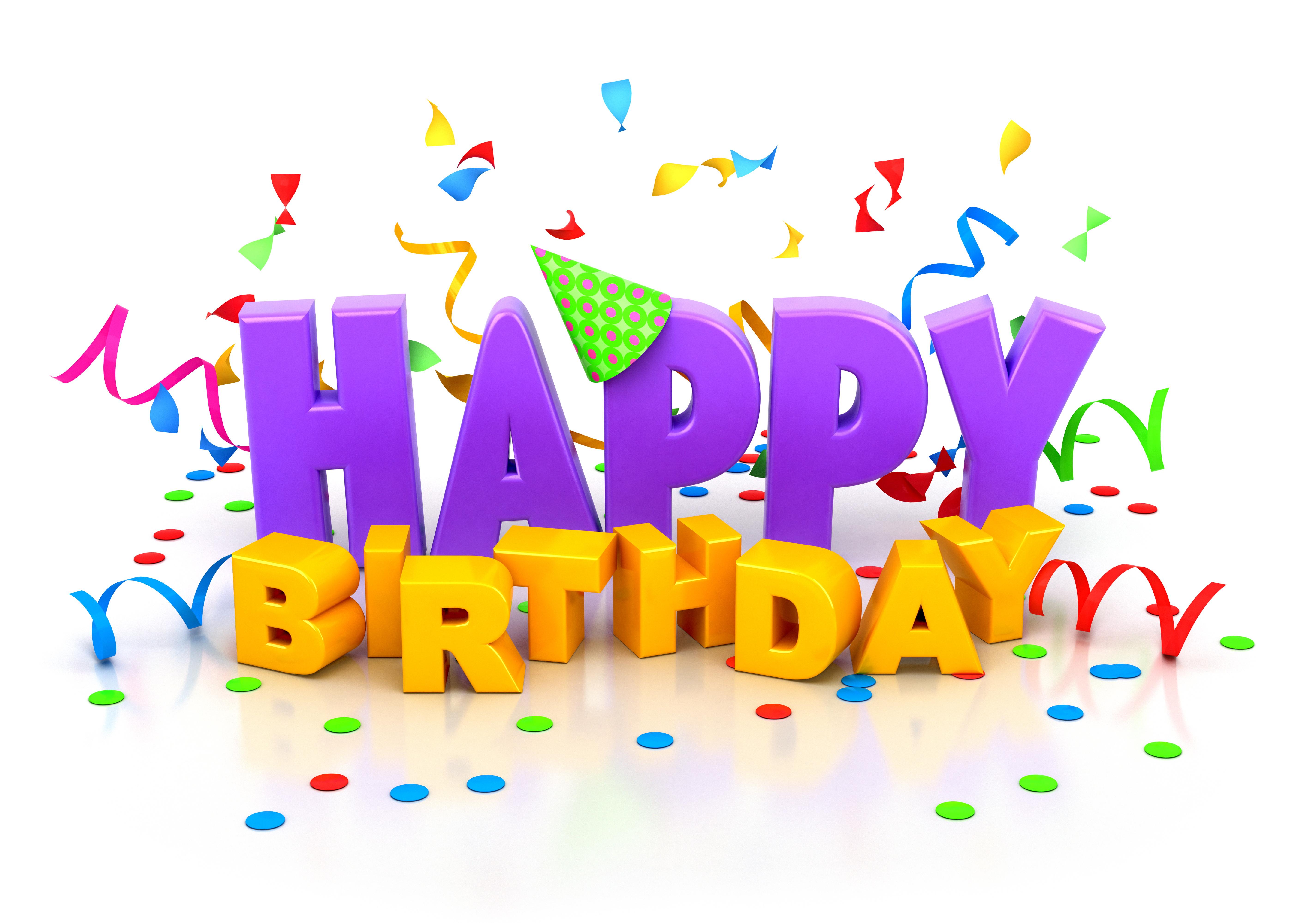 Happy Birthday Desktop Background