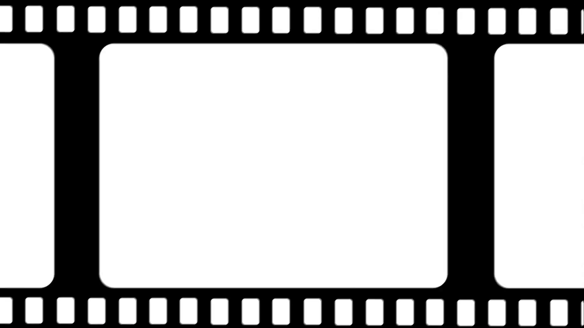 Black And White Film Strip Png Transparent Black And White Film