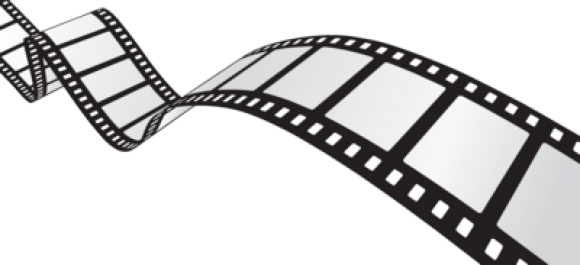 Black And White Film Strip PNG - 157799
