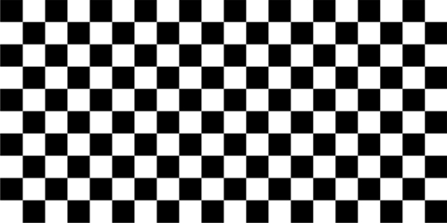 Black and White u2013 Chequered Flag - Black And White Flag PNG