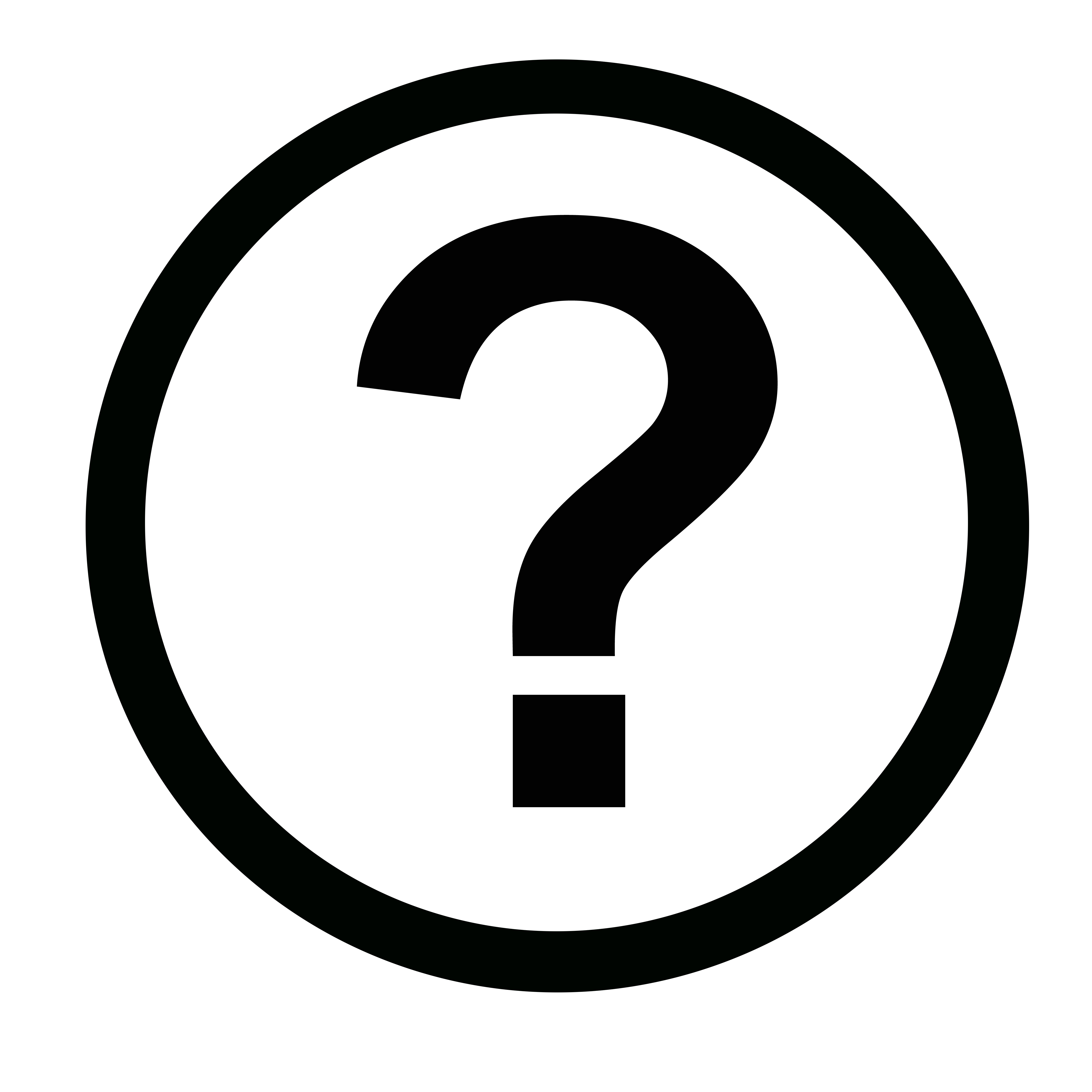 Black And White Question Mark PNG - 139747