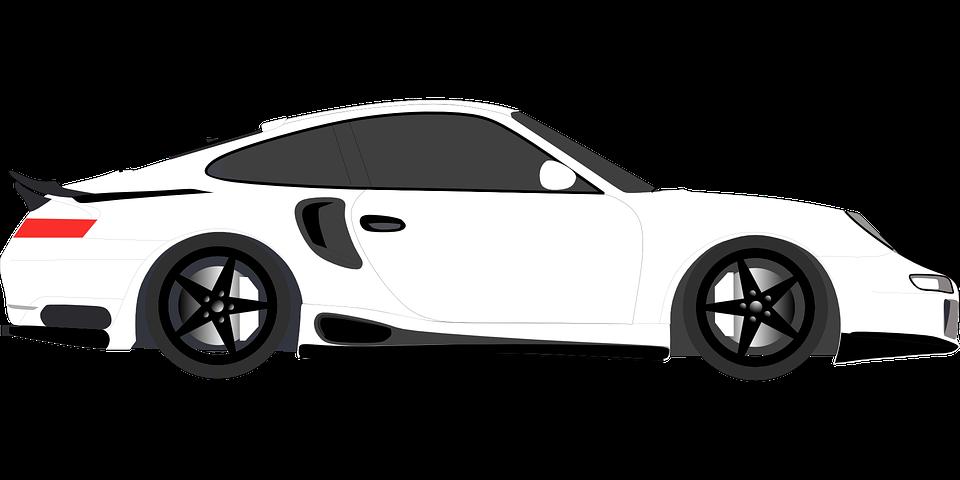 Race Car Nascar Sd Sport Isolated Racing