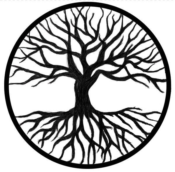 Tree of Life on Behance - ClipArt Best - ClipArt Best - Black And White Tree Of Life PNG