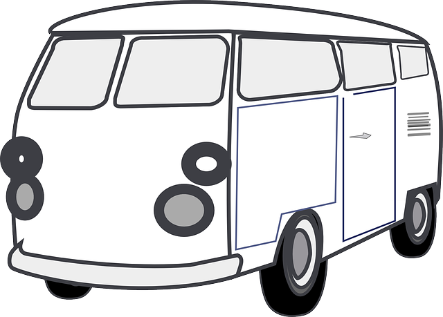 Black And White Van Png Transparent Black And White Van Png Images