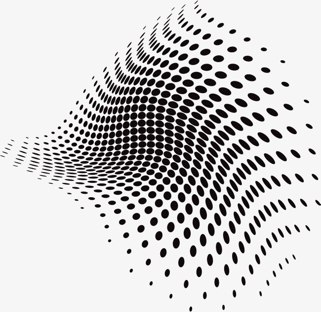 Black And White Wave PNG - 162537