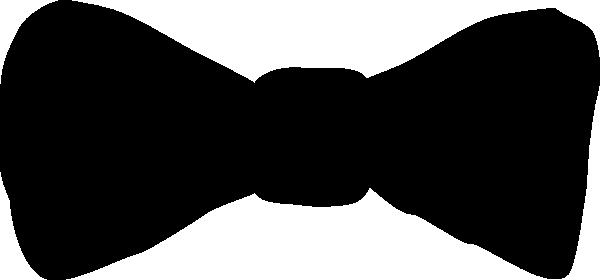 Black Bowtie Clip Art at Clker pluspng.com - vector clip art online, royalty free u0026  public domain - Black Bow Tie PNG