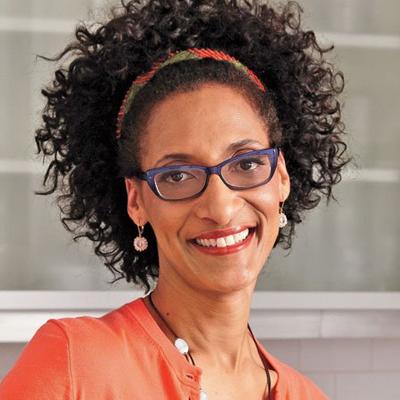 Carla Hall, Co-host of ABCu0027s popular u201cThe Chewu201d - Black Female Chef PNG
