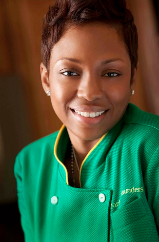 Black Female Chef PNG - 141467