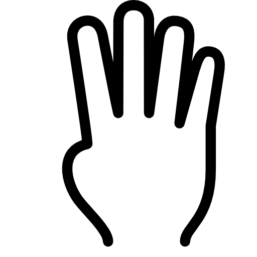 Fingers PNG - 5352