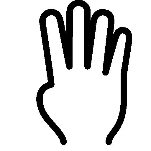 Black Finger Png Image image #43107 - Fingers PNG