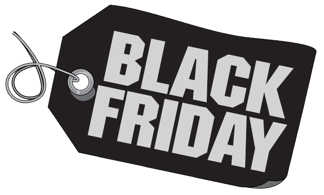 Black Friday PNG Photos - Black Friday PNG