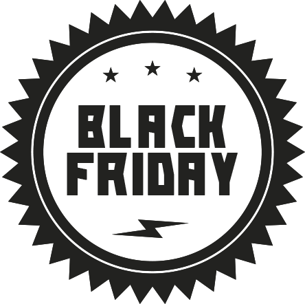 Free Icons Png:Black Friday Png Icon - Black Friday PNG