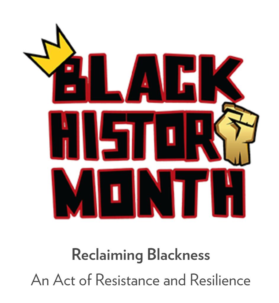 Black Cultural Center Logo - Black History Month PNG HD