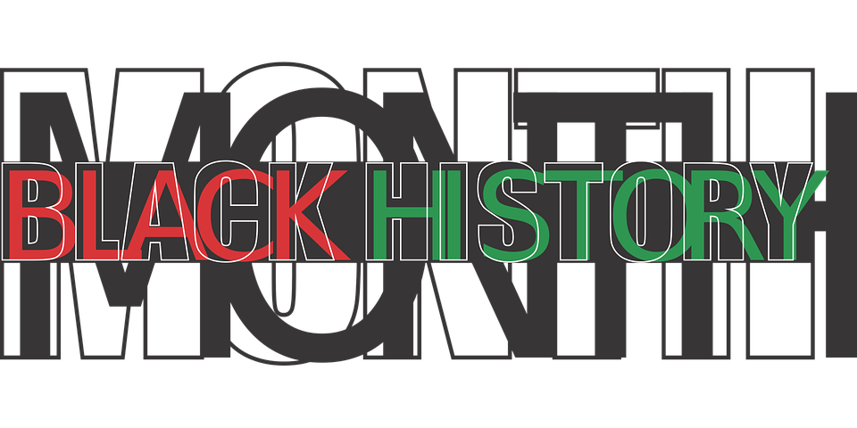 Black History Month, Text, African-American - Black History Month PNG HD
