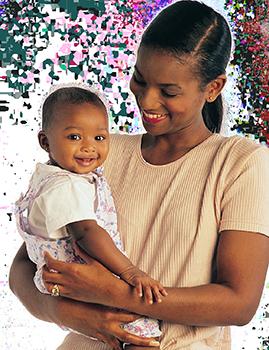 Black Mom PNG - 152583