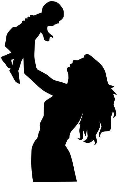 Black Mom PNG - 152595