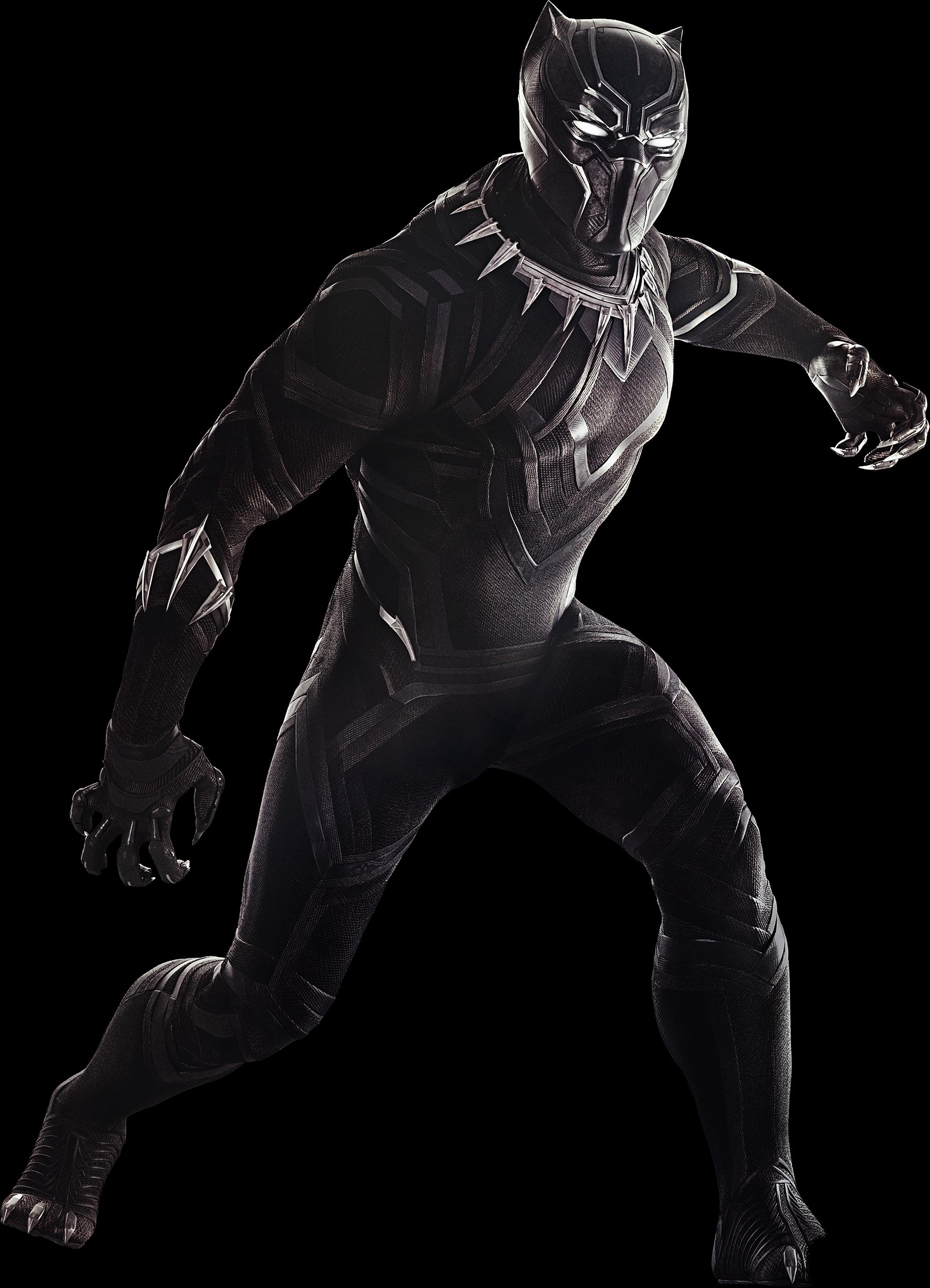 Black Panther PNG - 26502