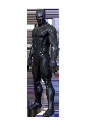Black Panther - Captain America Civil War.png - Black Panther PNG
