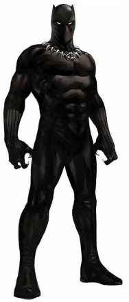 Black Panther (Earth-70710).png - Black Panther PNG