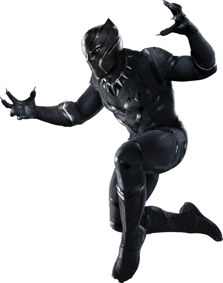 Black Panther PNG - 26511