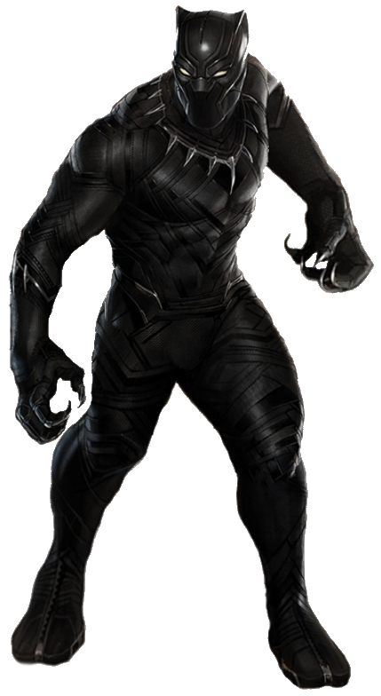 Image - Black Panther.png | Marvel Cinematic Universe Wiki | FANDOM powered  by Wikia - Black Panther PNG