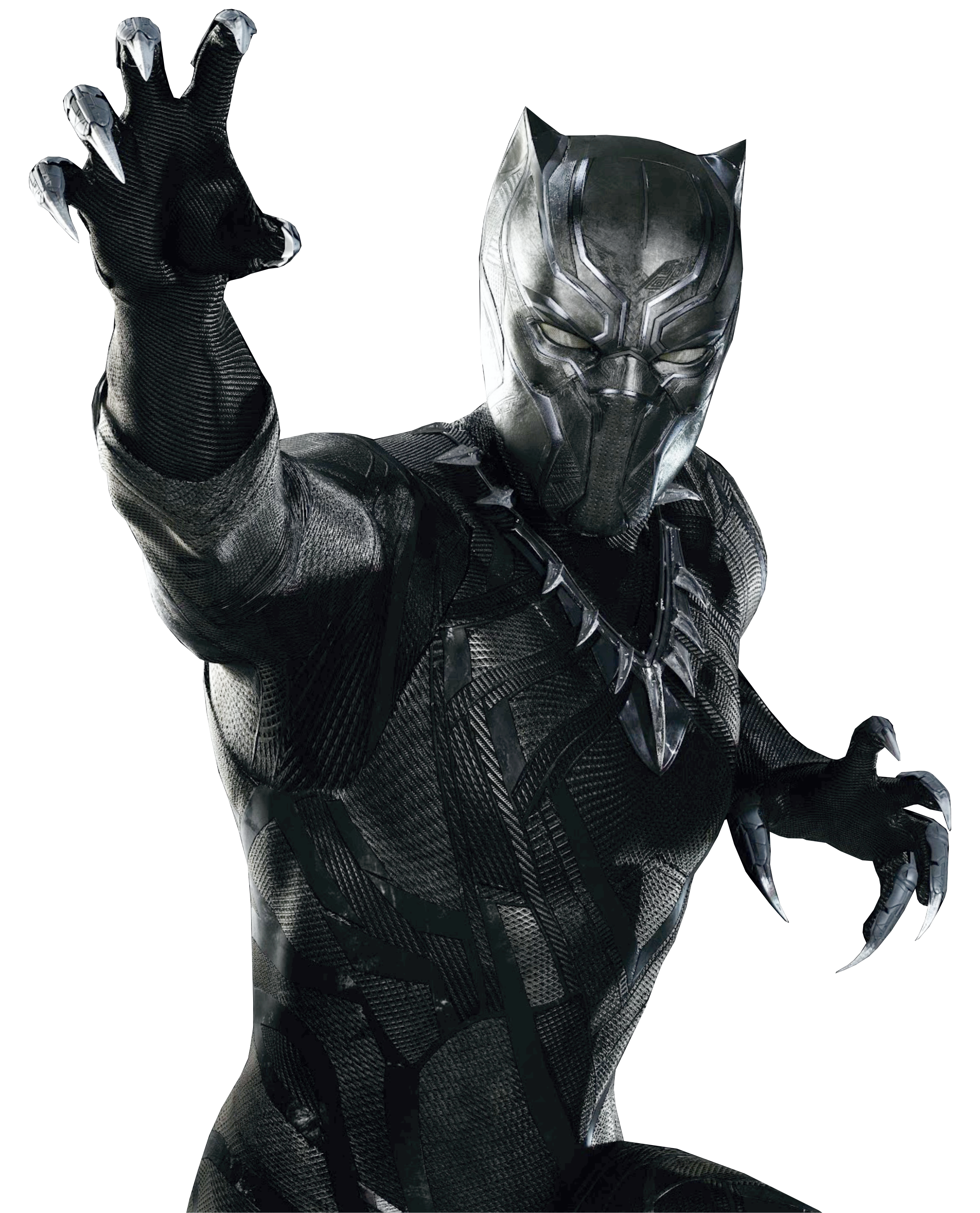 png 2482x3072 Black panther clear background - Black Panther PNG