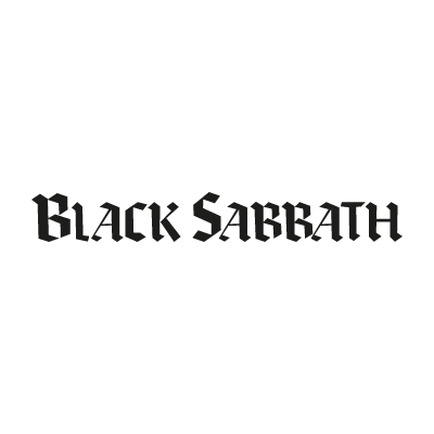 . PlusPng.com Black Sabbath Black vector logo . - Black Sabbath 1986 Logo PNG