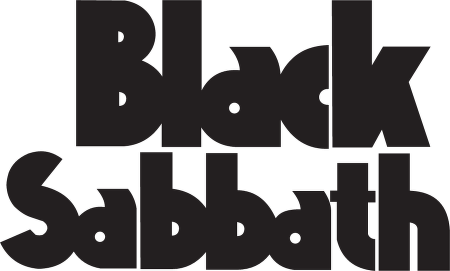 Black Sabbath - Full Concerts [On-line] (1968-2013) - Black Sabbath 1986 Logo PNG