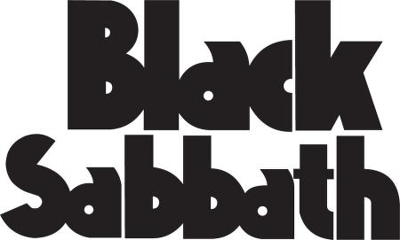 Black Sabbath - Full Concerts [On-line] (1968-2013) - Black Sabbath 1986 Logo PNG