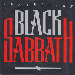 Black Sabbath - The Shining / Black Moon - Netherlands - Vertigo 888 997-7 - Black Sabbath 1986 Logo PNG