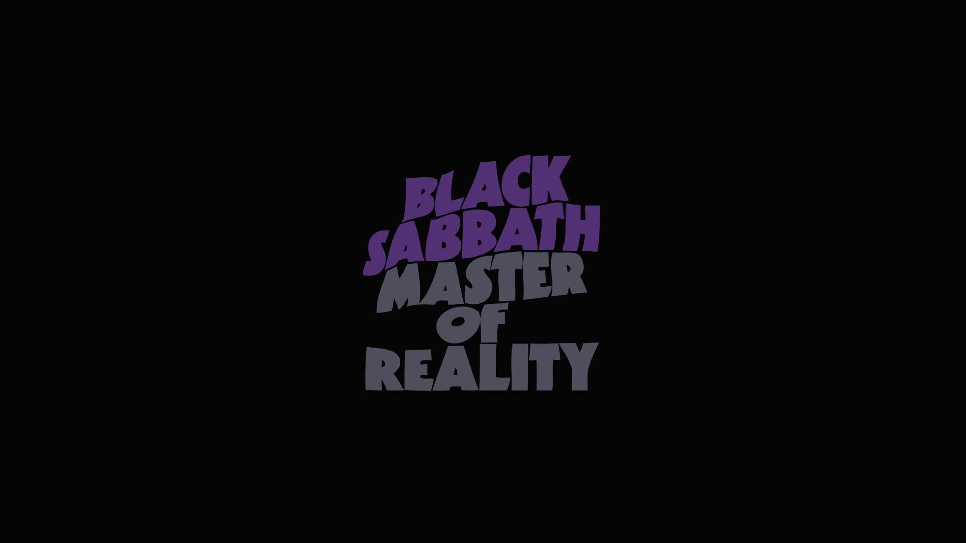 . PlusPng.com Black Sabbath Vol 4 Wallpaper For Desktop Master Of Reality Wallpaper  For Computer Background PlusPng.com  - Black Sabbath 1986 Logo PNG