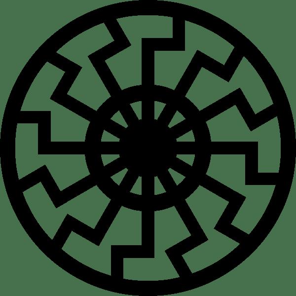 Black Sun PNG - 155161
