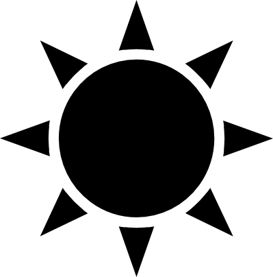 Black Sun PNG - 155156