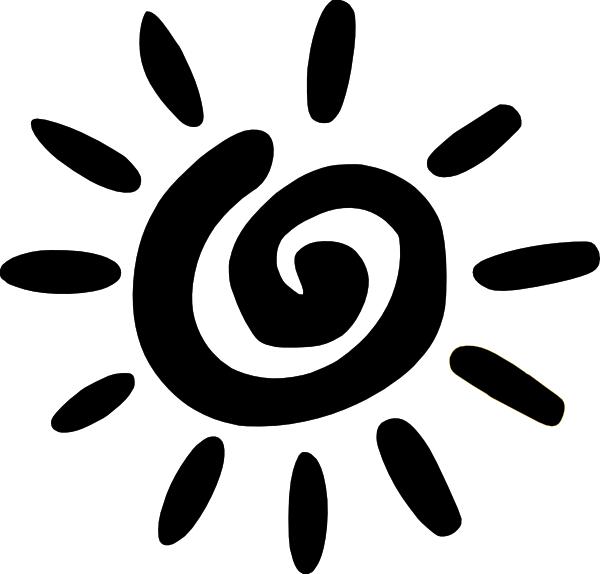 Black Sun PNG - 155159