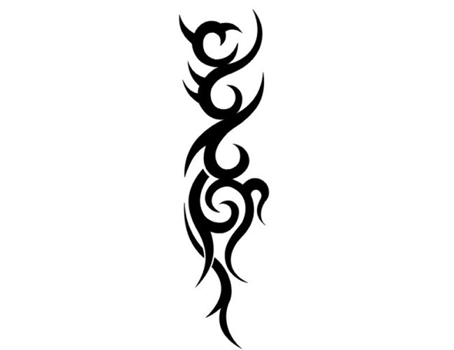 Tribal Tattoos PNG - 6810