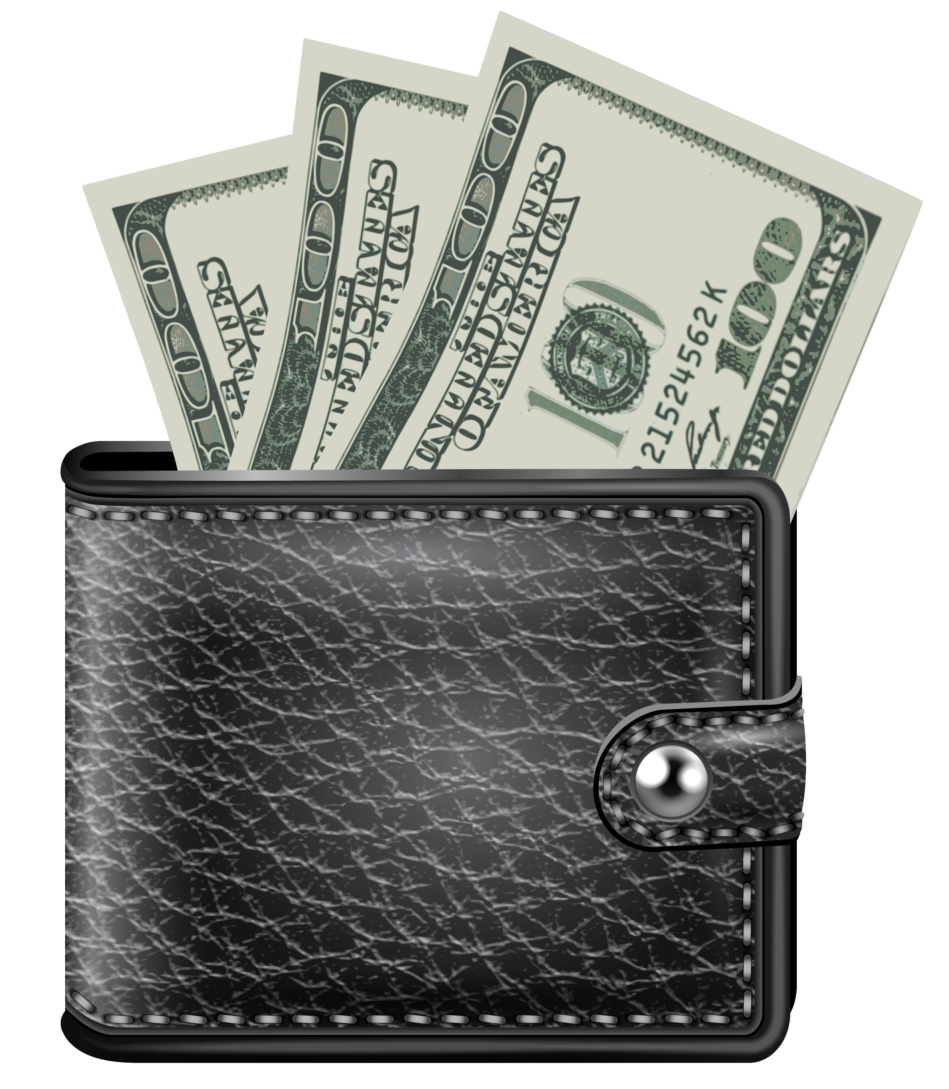 Wallet PNG - 2290