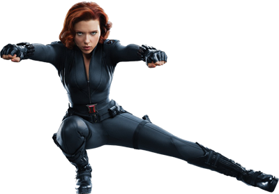 Download Black Widow PNG imag