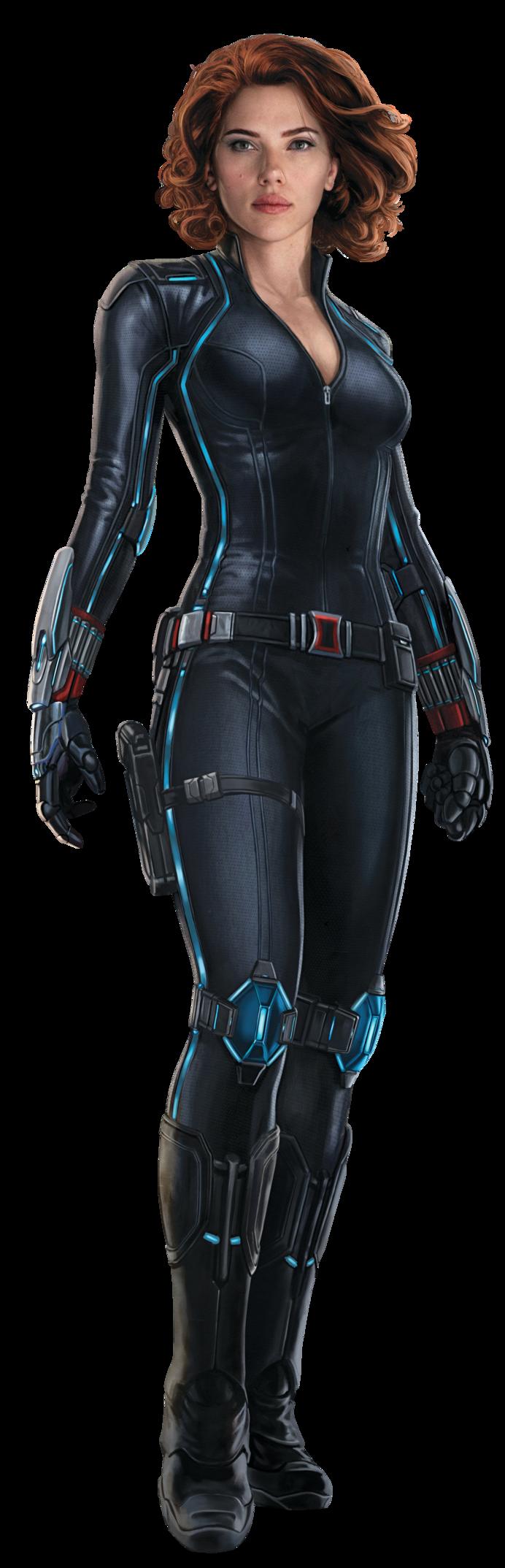 AoU Black Widow 02.png - Black Widow PNG