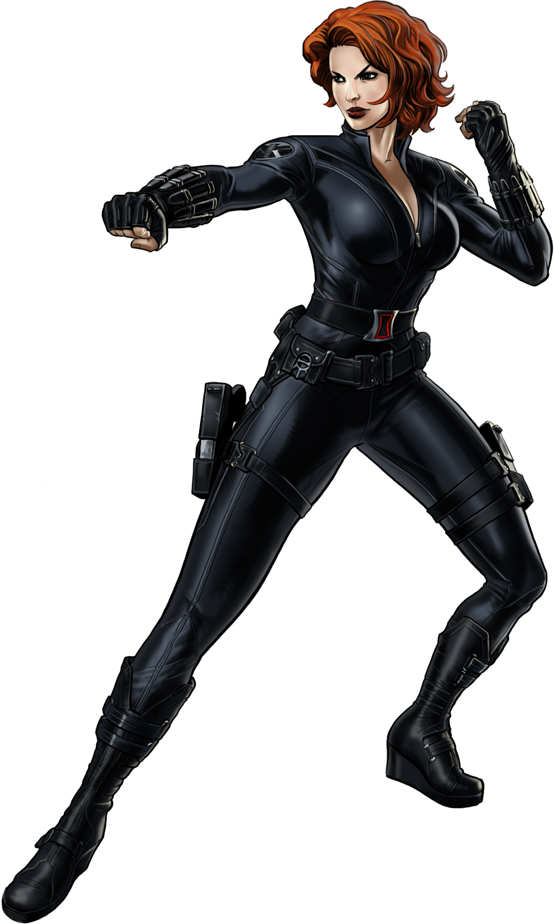 Black Widow PNG Free Download