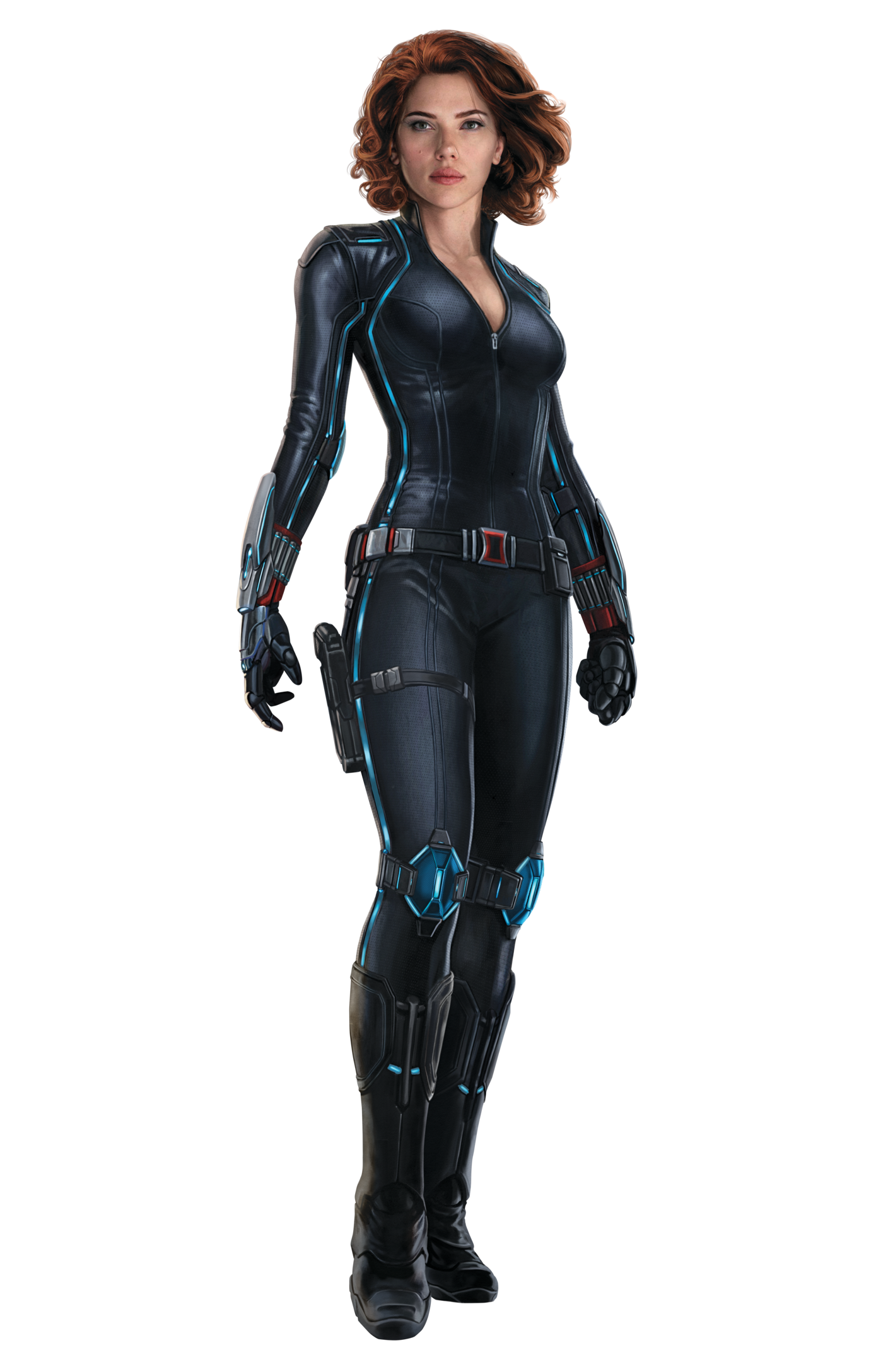 Black Widow PNG