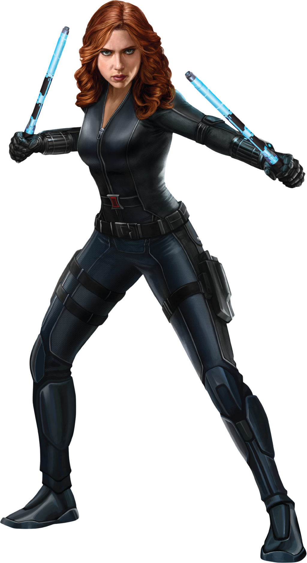. PlusPng.com Captain America: Civil War - Black Widow 01 PNG by ImAngelPeabody - Black Widow PNG