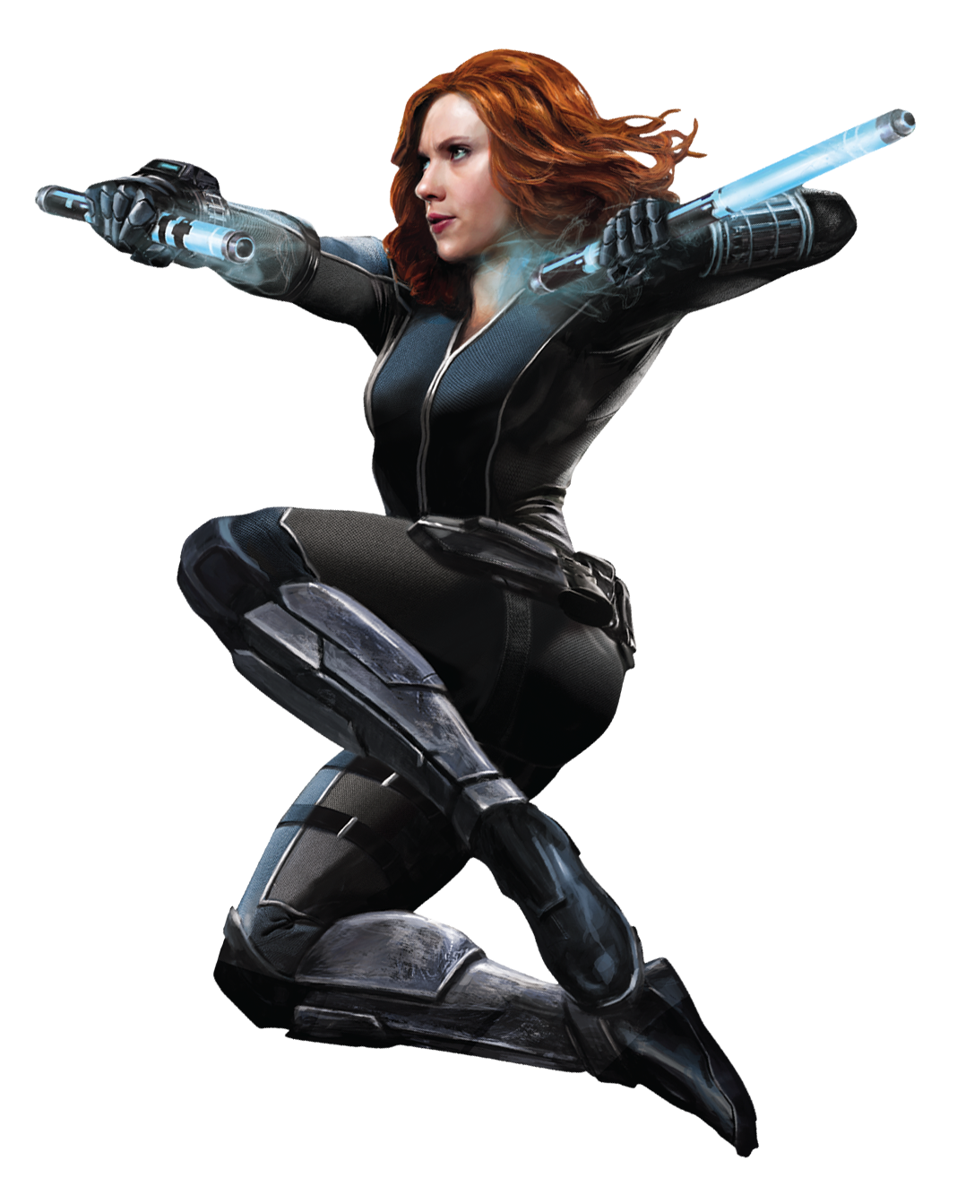 Civil War Black Widow Char art 2.png - Black Widow PNG