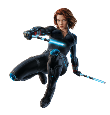 Black Widow PNG - 27827