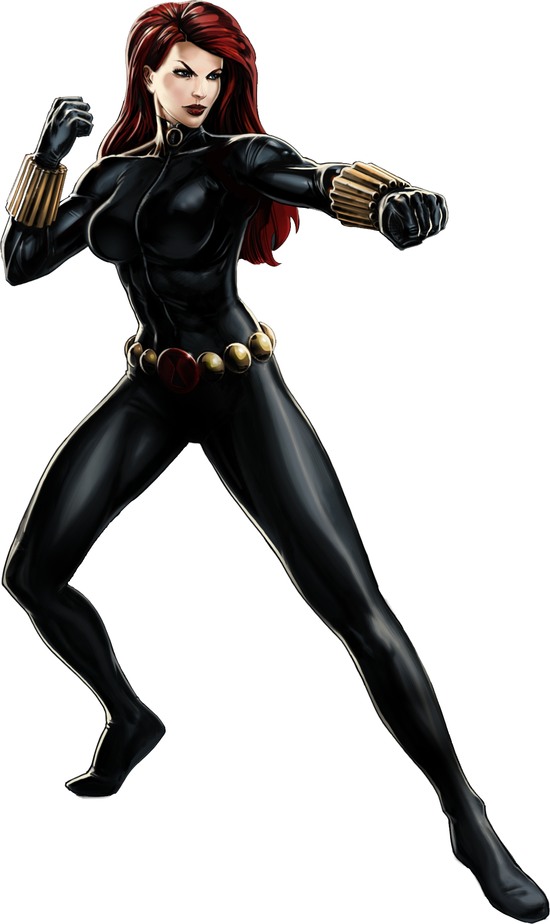 Black Widow PNG - 27825