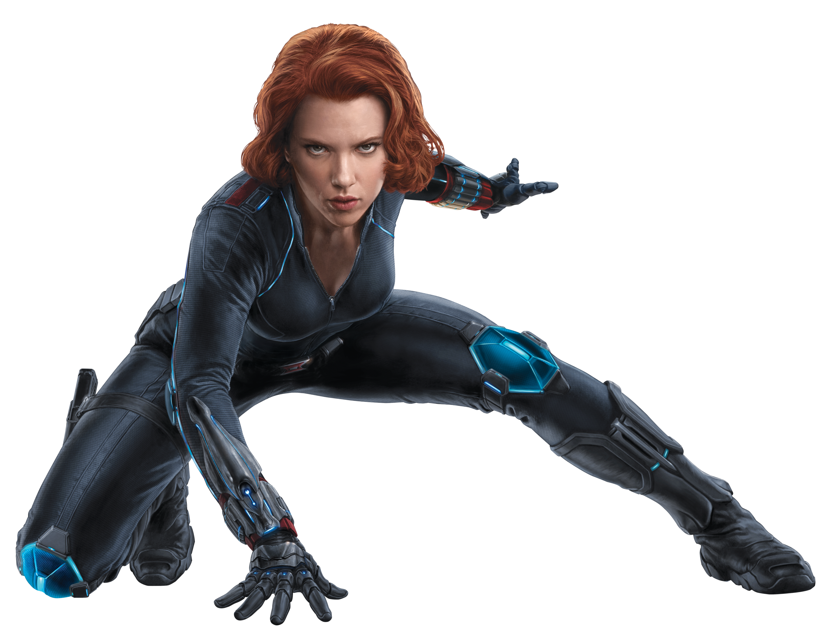 Png 2715x2077 Black Widow Transparent Background - Black Widow PNG