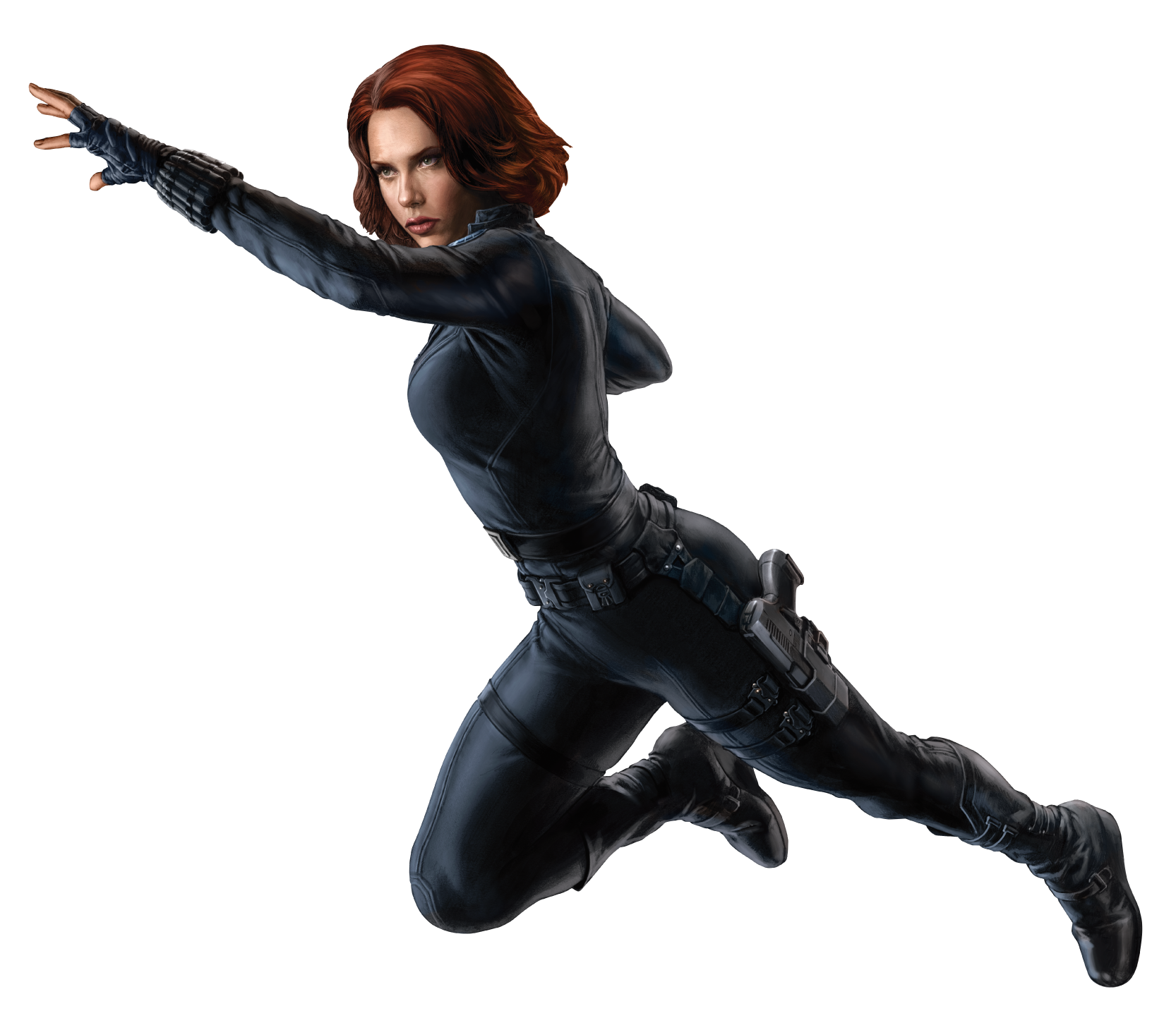 SJPA Black Widow 6.png - Black Widow PNG