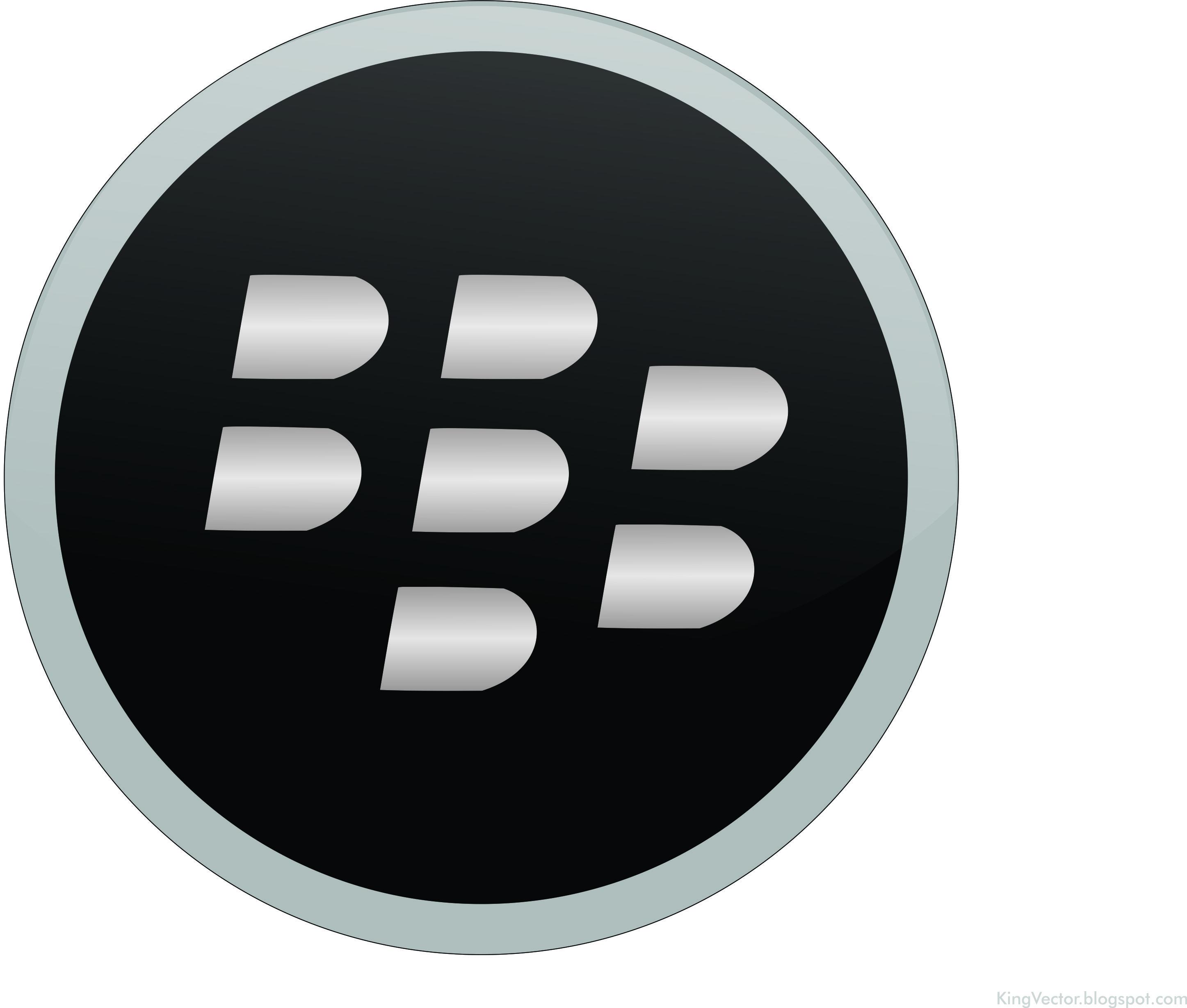 Blackberry Logo Vector PNG - 113763