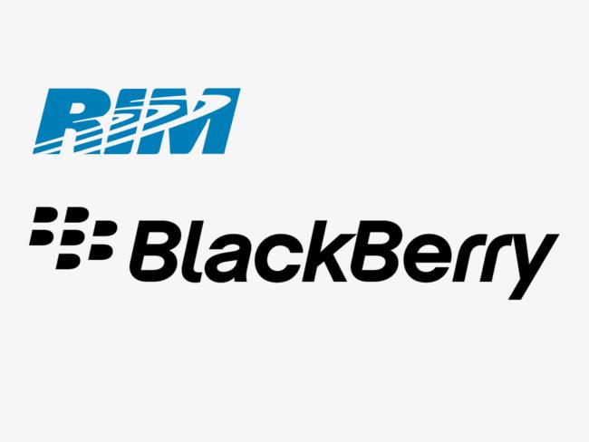Blackberry Logo Vector PNG - 113777