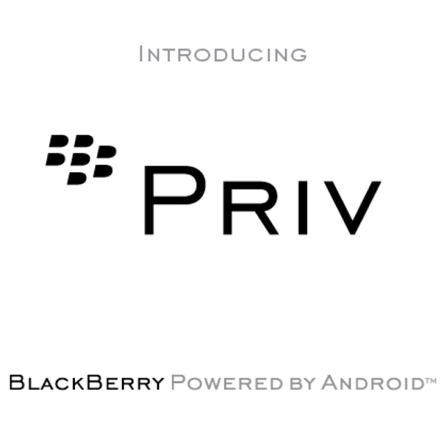 Blackberry Priv Logo PNG - 31028